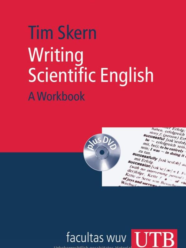 Writing Scientific English - A Workbook