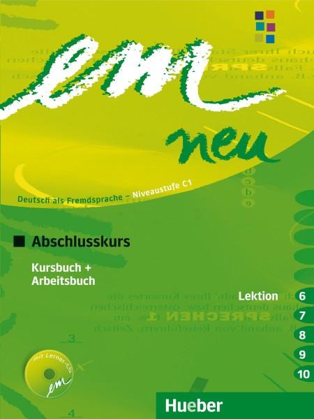 em neu 2008 Abschlusskurs (Hueber)