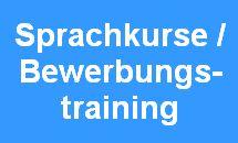 Sprachkurse / Bewerbungs-training