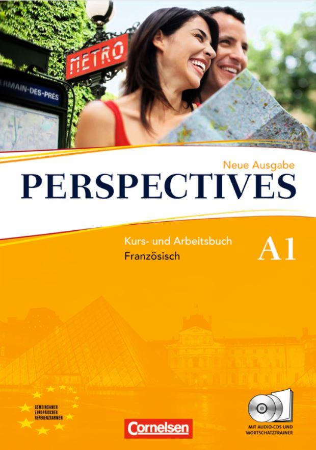 Perspectives Kurs- und Arbeitsbuch A1 (neue Ausgabe)